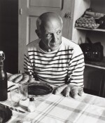 ROBERT DOISNEAU  |  'LES PAINS DE PICASSO', 1952