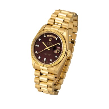 """View 2. Thumbnail of Lot 2139. Rolex 