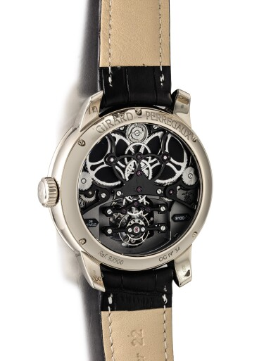 """View 3. Thumbnail of Lot 2077. GIRARD-PERREGAUX 