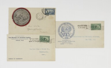 1898 Trans-Mississippi Exposition Covers
