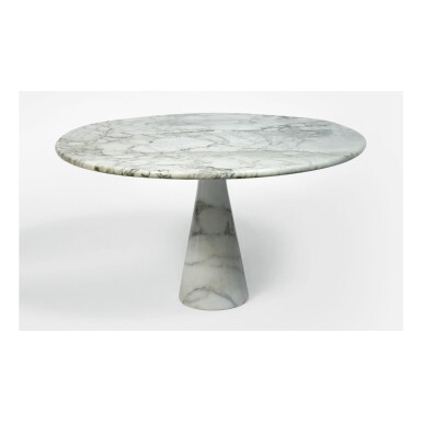 "ANGELO MANGIAROTTI | ""EROS"" DINING TABLE"