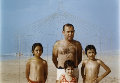 View 1. Thumbnail of Lot 60. 'la cage dorée' (The Golden Cage) (from Photos Souvenirs).