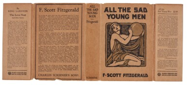 View 3. Thumbnail of Lot 90. Fitzgerald, All the Sad Young Men, 1926.