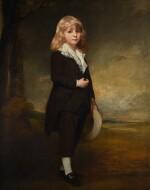GEORGE ROMNEY | Portrait of Joseph Mawbey (1772–1817) | 喬治・羅姆尼 | 《約瑟夫・莫比肖像(1772–1817年)》
