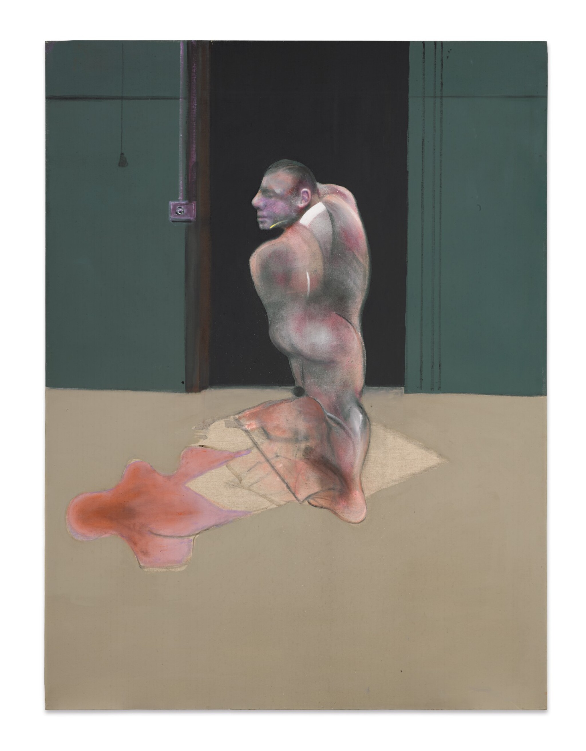 View 1 of Lot 44. FRANCIS BACON | STUDY FOR PORTRAIT OF JOHN EDWARDS.