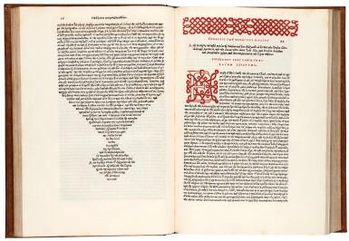 View 2. Thumbnail of Lot 9. Strabo. De situ orbis. Venice, Aldus, 1516. later red morocco, Macclesfield copy.