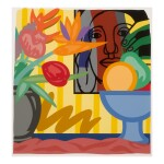 TOM WESSELMANN | MIXED BOUQUET WITH LEGER