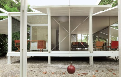 View 5. Thumbnail of Lot 343. PAUL RUDOLPH | THE WALKER GUEST HOUSE.