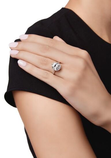 View 2. Thumbnail of Lot 503. DIAMOND RING, CARTIER | 鑽石戒指,卡地亞.