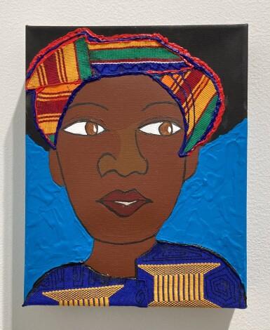 View 1. Thumbnail of Lot 38. Claudia - Harlem Women Series #50.