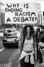 MISAN HARRIMAN | 'WHY IS ENDING RACISM A DEBATE?' LONDON, JUNE, 2020