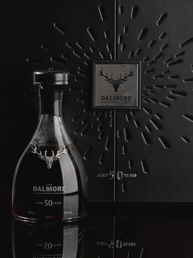 View 2. Thumbnail of Lot 246. THE DALMORE 50 YEAR OLD (2017 RELEASE) 40.0 ABV NV     .