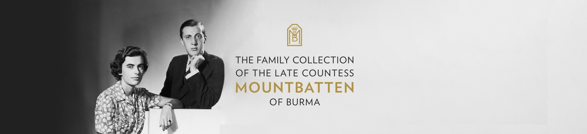 The Family Collection of the late Countess Mountbatten of Burma