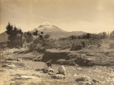 View 6. Thumbnail of Lot 7. EDMOND HAMEL | PHOTOGRAPHS FROM AROUND MEXICO CITY, 1903-1919.