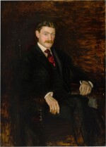 Portrait of Dr. Joseph Leidy, II
