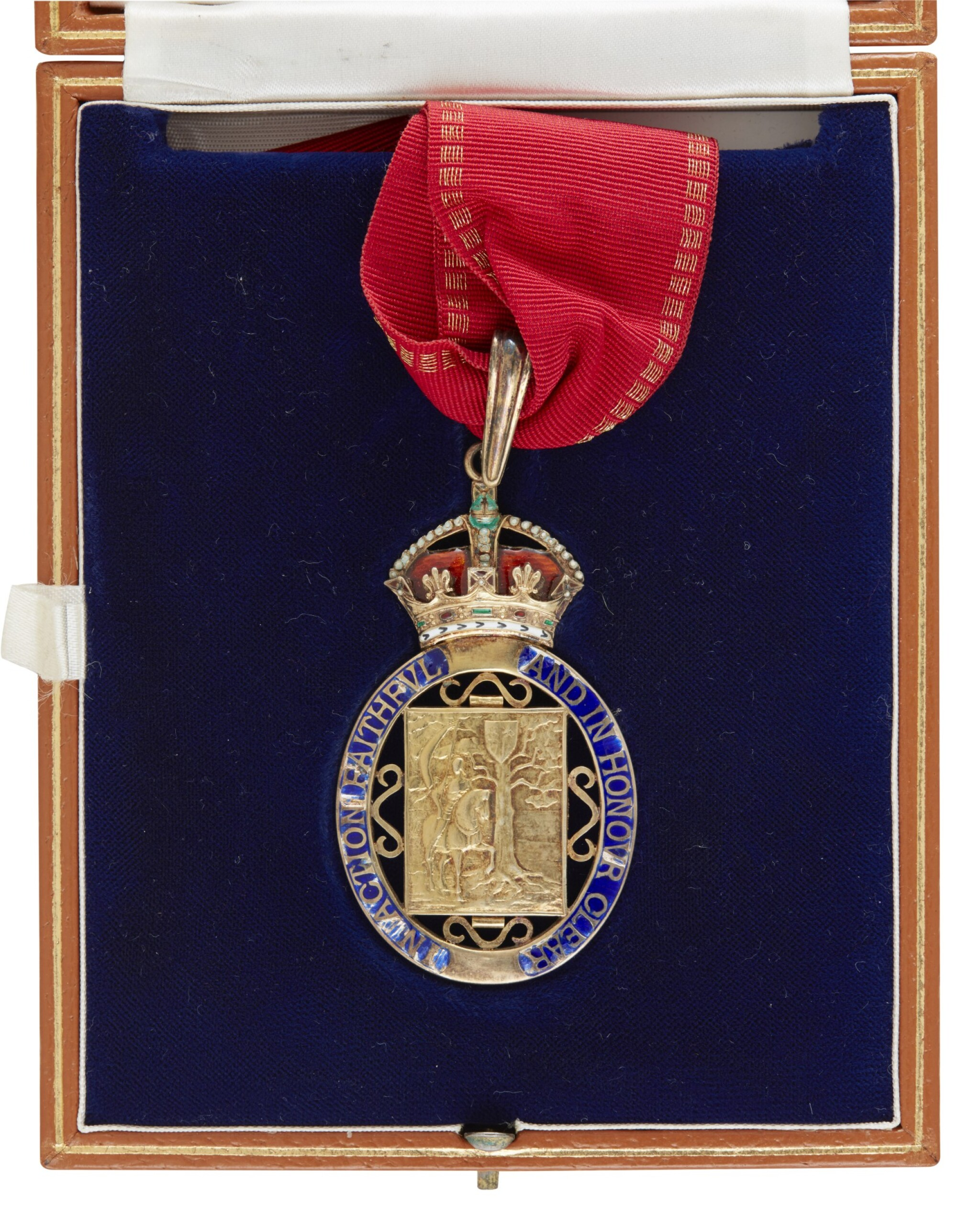 View full screen - View 1 of Lot 17. COMPANION OF HONOUR, 1984, AWARDED BY QUEEN ELIZABETH II.
