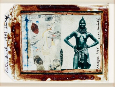 View 1 of Lot 6. Peter Beard | Akayei Lake Rudolf, 1965 .