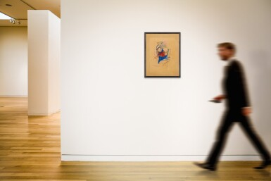 View 4. Thumbnail of Lot 36.  WILLEM DE KOONING | UNTITLED (WOMAN).