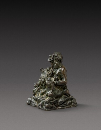 View 3. Thumbnail of Lot 149. Italian, early 19th century | Personification of the Nile.