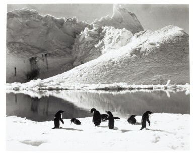 """View 2. Thumbnail of Lot 185. Herbert Ponting and others 
