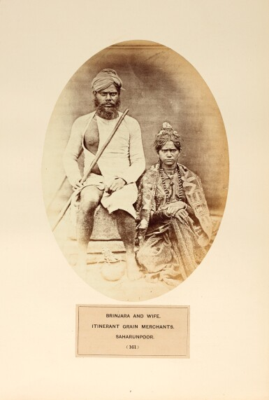 View 5. Thumbnail of Lot 307. Watson and Kaye | The People of India, 1868-1875.