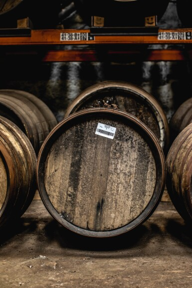 View 1. Thumbnail of Lot 289. FIRST FILL OLOROSO SHERRY CASK OF BOWMORE 1995.