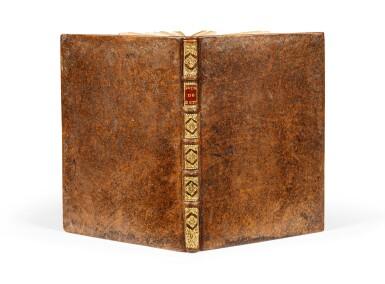View 3. Thumbnail of Lot 35. Lettres de A. Dettonville ... Paris, 1658-1659. Rarissime édition originale en reliure de l'époque..