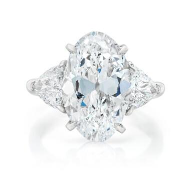 View 1. Thumbnail of Lot 15. Diamond Ring.