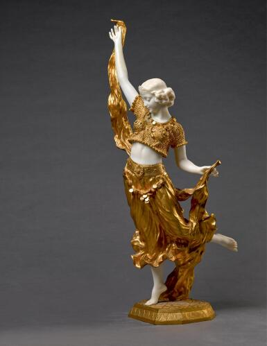 AFFORTUNATO GORI | ORIENTAL DANCER