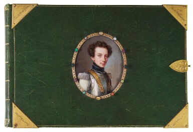 View 2. Thumbnail of Lot 176. Portrait of Friedrich, Prince of Prussa (1794-1863), circa 1820.