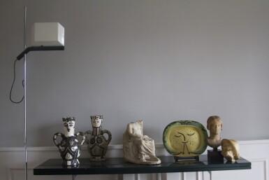 View 4. Thumbnail of Lot 188. Tegola Floor lamp.