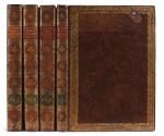 Jacquin | Plantarum rariorum Horti Caesarei Schönbrunnensis descriptiones et icones. 1797–1804, 4 volumes