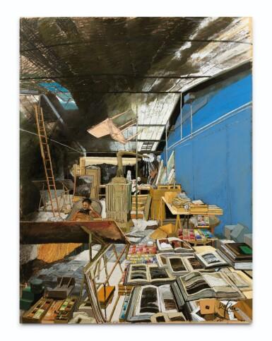 View 2. Thumbnail of Lot 13. Atelier de la rue de Crussol               .