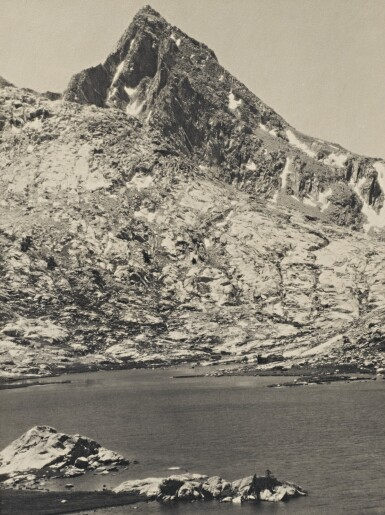 View 15. Thumbnail of Lot 47. The Sierra Club Outing, 1930.