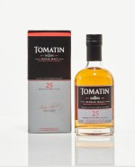 Tomatin 1988 25 Year Old 43.0 abv NV (1 HB35cl)