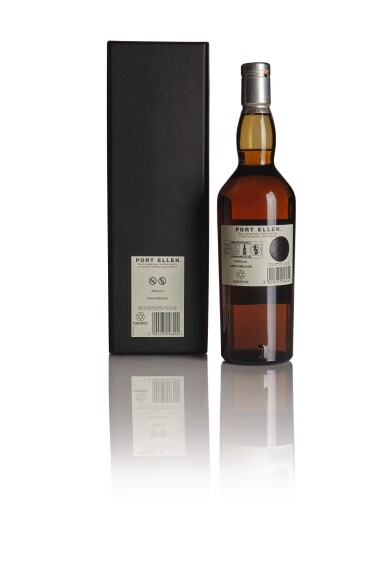 PORT ELLEN SIXTEENTH ANNUAL RELEASE 37 YEAR OLD 55.2 ABV 1978