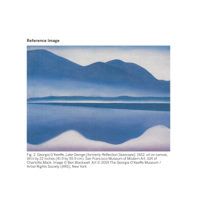 View 3. Thumbnail of Lot 20. LAWREN STEWART HARRIS | IN THE WHITE MOUNTAINS II.
