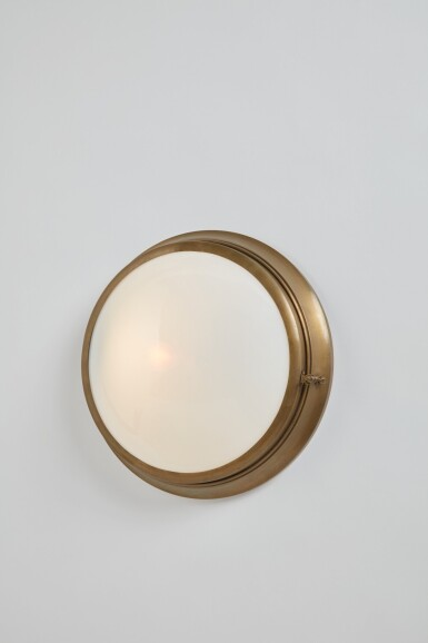 ATTRIBUTED TO ADOLF LOOS | WALL SCONCE