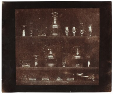 View 19. Thumbnail of Lot 11. William Henry Fox Talbot's Gifts to his Sister: Horatia Gaisford's Collection of Photographs and Ephemera.