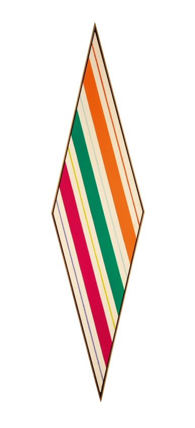 View 1. Thumbnail of Lot 818. KENNETH NOLAND | KEEN TRANSIT.