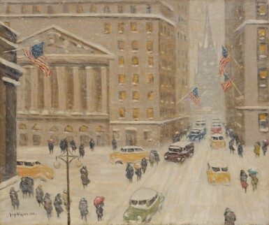 GUY CARLETON WIGGINS   THE NEW YORK STOCK EXCHANGE
