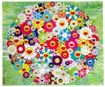 TAKASHI MURAKAMI | OPEN YOUR HANDS WIDE