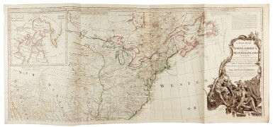 KITCHIN, THOMAS, AND OTHERS | A GENERAL ATLAS. [C.1775-1793]
