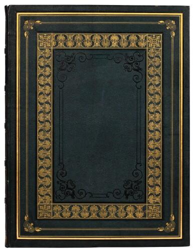 View 2. Thumbnail of Lot 48. Dubois Maisonneuve. Introduction à l'étude des vases antiques. 1817-[1834]. folio, green morocco by Selenka.