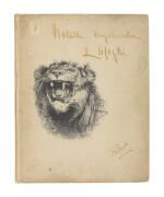 POTOCKI, JOSEPH, COUNT | Notatki Mysliwskie Z Afryki Somali (Sport in Somaliland). Warsaw: Gebethner I. Wolff, 1897
