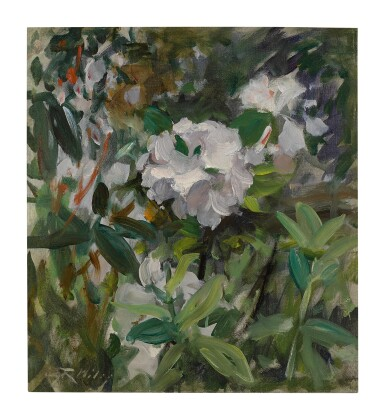 IRVING RAMSAY WILES | RHODODENDRONS