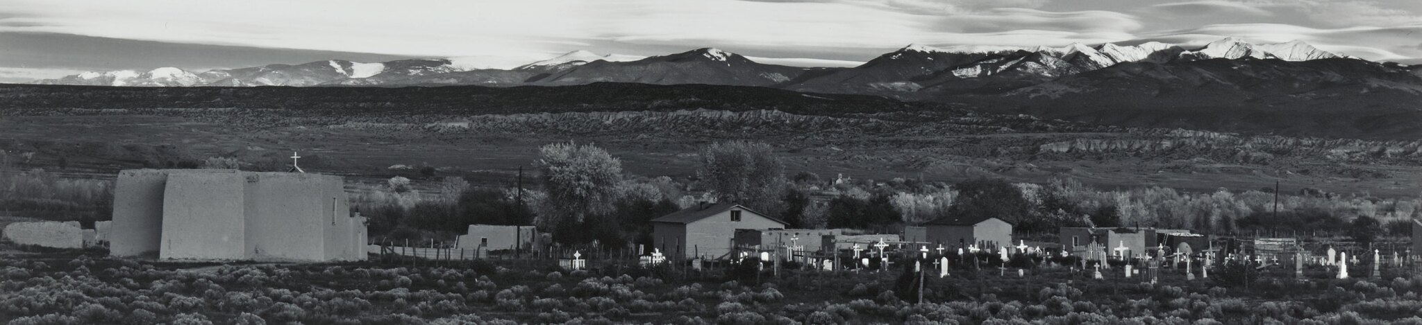 A Grand Vision: The David H. Arrington Collection of Ansel Adams Masterworks