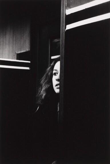 RALPH GIBSON  |  (I) UNTITLED (DEJA-VU), 1972;  (II) UNTITLED (THE SOMNAMBULIST), 1969