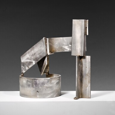 View 1. Thumbnail of Lot 655. SIR ANTHONY CARO, R.A. | STAINLESS PIECE A-G.