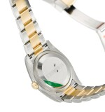 ROLEX  |  DATEJUST, REFERENCE 116233,  A STAINLESS STEEL AND YELLOW GOLD WRISTWATCH WITH DATE AND BRACELET, CIRCA 2017